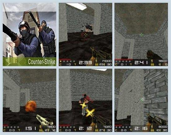 3D Counter-Strike mobile