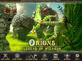 Orions: Legend of Wizards 1.02 (rus)