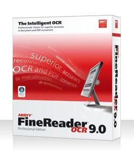 ABBYY FineReader 9.0.0.724 Professional