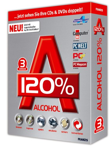 Portable Alcohol 120% 1.96.5429
