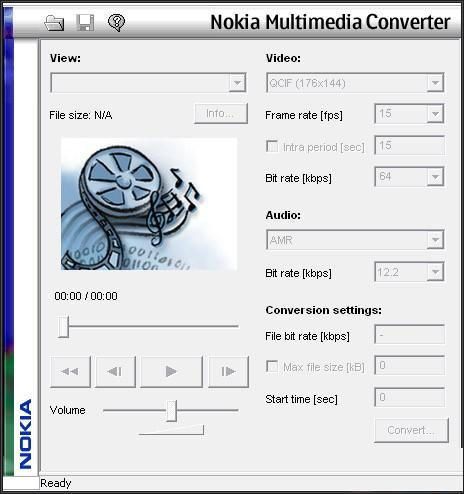 Portable Nokia Multimedia Converter 2.0