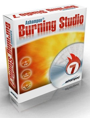 Portable Ashampoo Burning Studio 2007 v.6.20 Rus